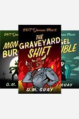 24/7 Demon Mart (3 Book Series) Kindle Edition