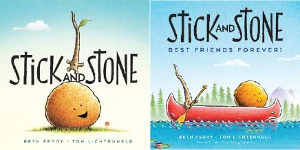 Stick and Stone (2 Book Series)