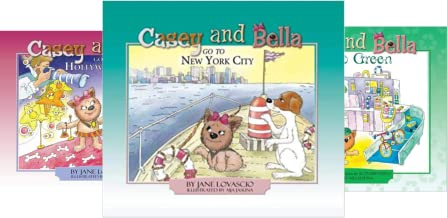 Casey and Bella series (6 Book Series)