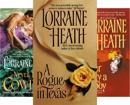 Rogues In Texas (3 Book Series)