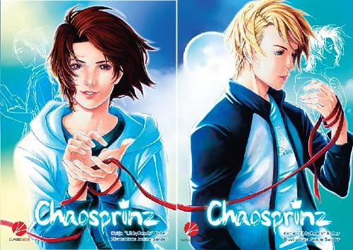 Chaosprinz (Reihe in 2 Bänden)