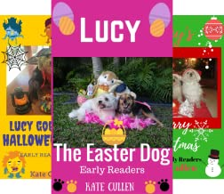 Lucy's Early Readers Series (3 Book Series)