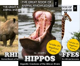 The Great Book of Animal Knowledge (includes 20+ magnificent photos!) (14 Book Series)