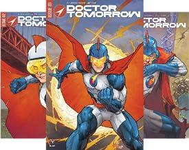 Doctor Tomorrow (2020-) (5 Book Series)
