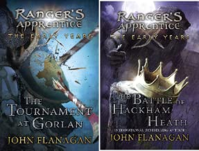 Ranger's Apprentice: The Early Years (2 Book Series)
