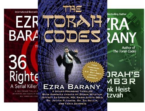 The Torah Codes (4 Book Series)