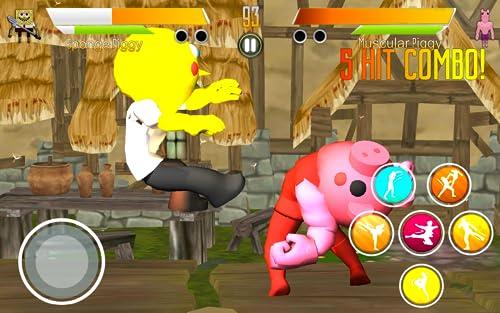 Siren head Horror Fighting Arcade