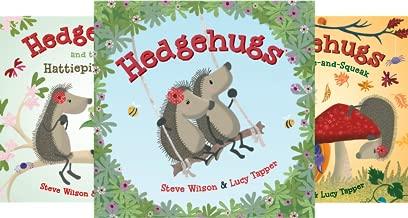 Hedgehugs (3 Book Series)