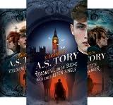A. S. Tory (Reihe in 4 Bänden)