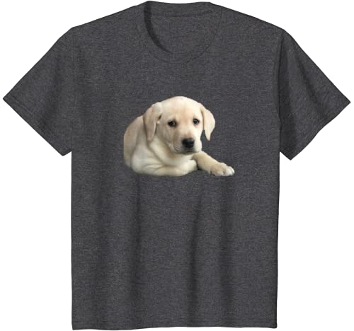 Labrador Dog T-Shirt Puppy Top