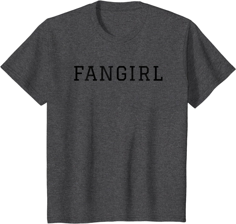 FANGIRL Tee Shirt 1