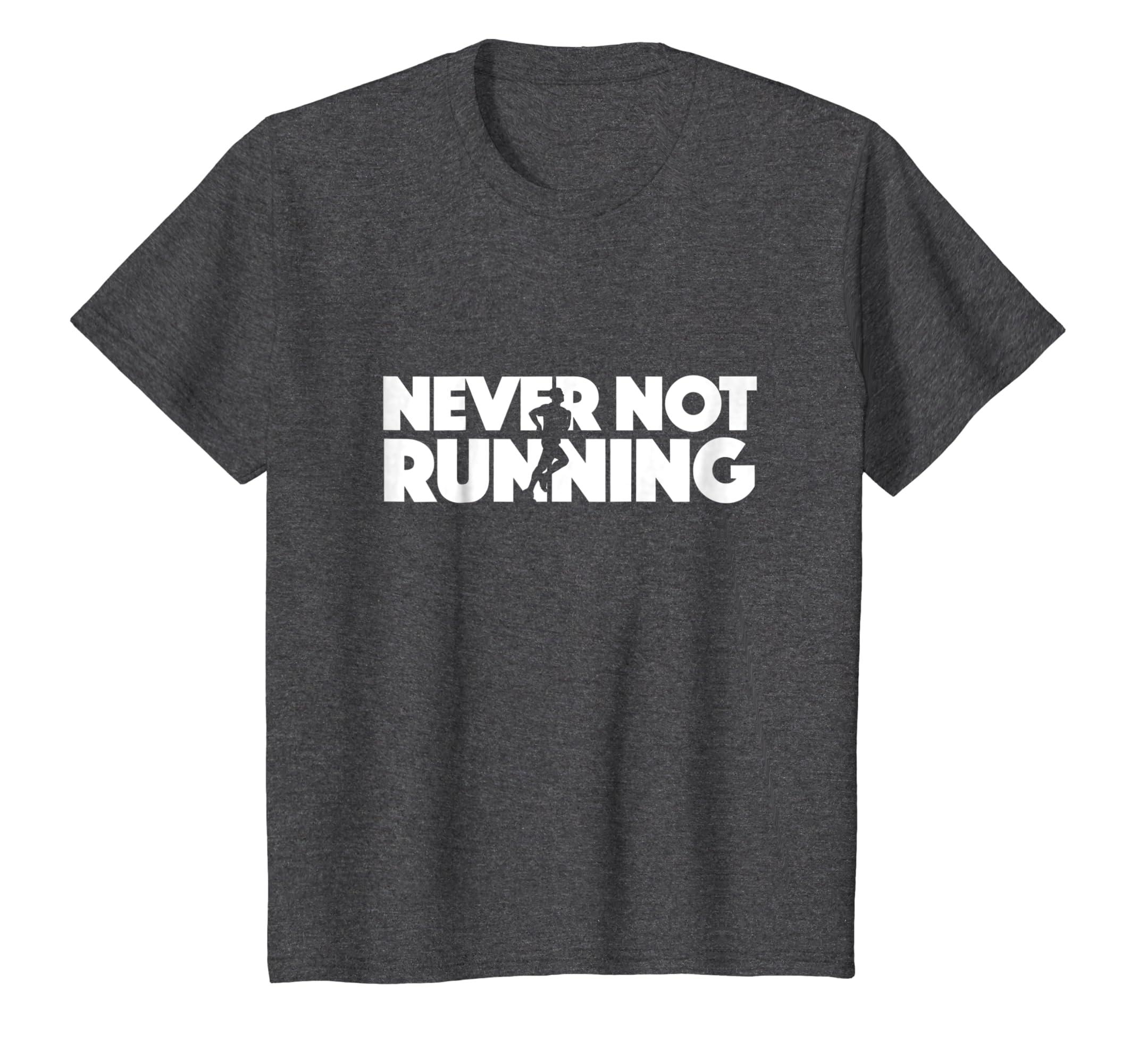 Amazon.com: Running Quotes Half Marathon Race Tee T Shirt ...