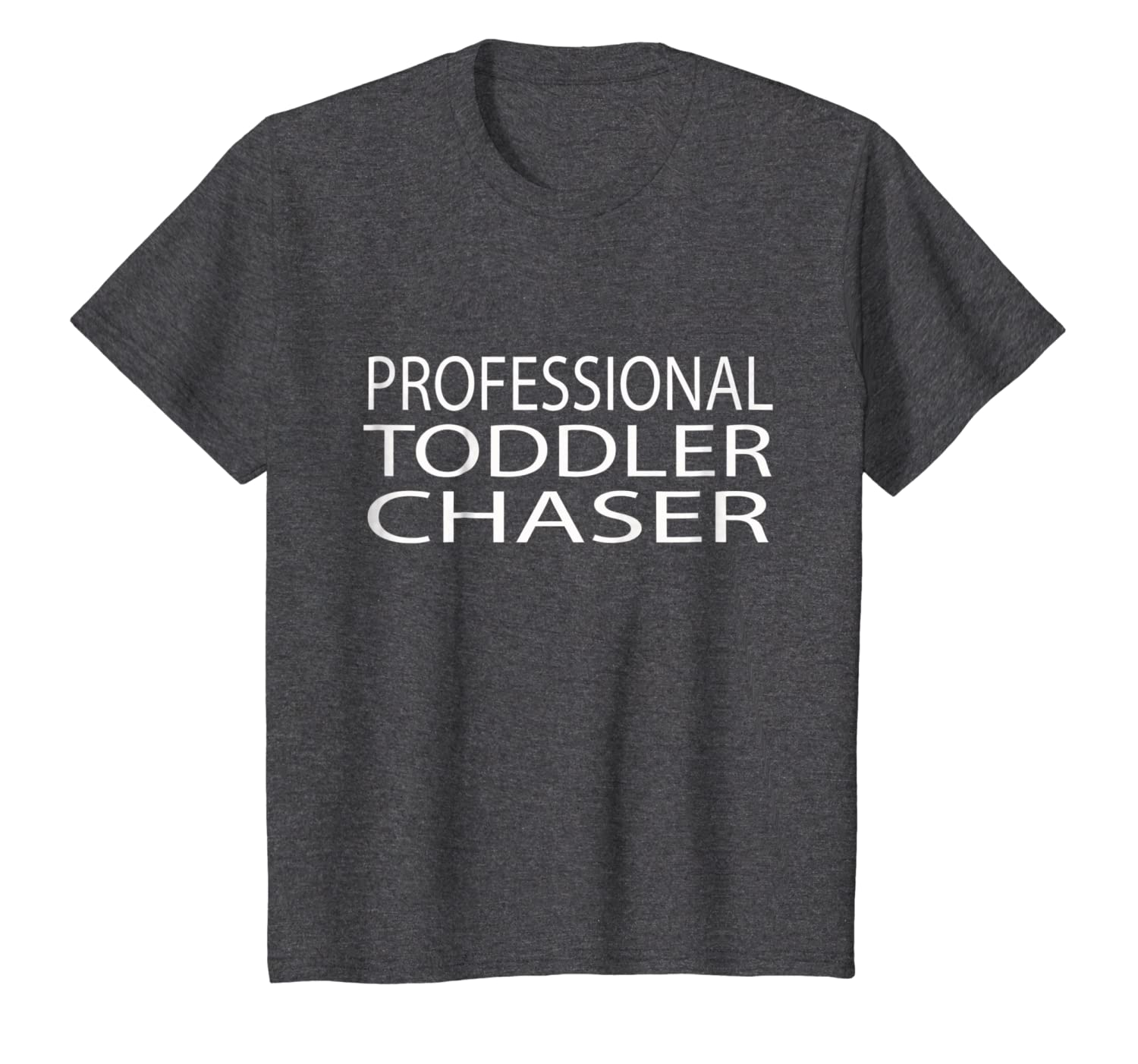Amazoncom Toddler Chaser Funny Daycare Worker T Shirt