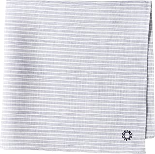 INTERMODE 38501502 先染横条纹 男士手帕