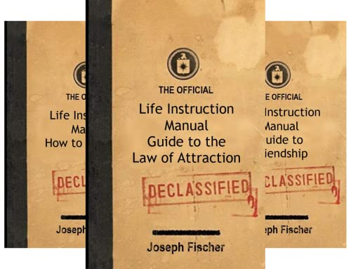 The Official Life Instruction Manual (9 Book Series)