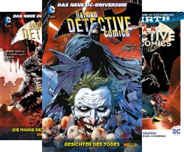 Batman – Detective Comics (Reihe in 8 Bänden)