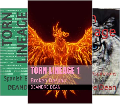 Torn Lineage (5 Book Series)
