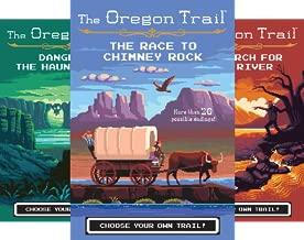 The Oregon Trail (8 Book Series)