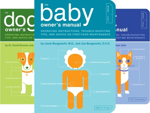 Owner's and Instruction Manual (11 Book Series)