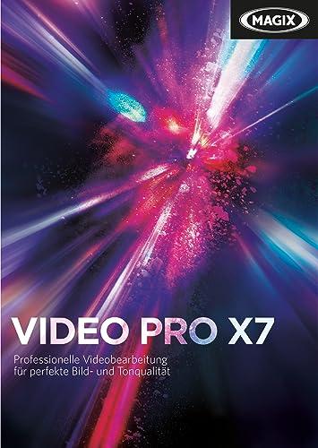 MAGIX Video Pro X7 [Download]