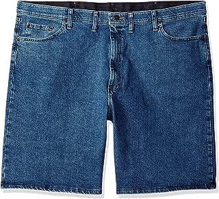 Wrangler Men's Big-Tall Authentics Comfort Waist Denim Short