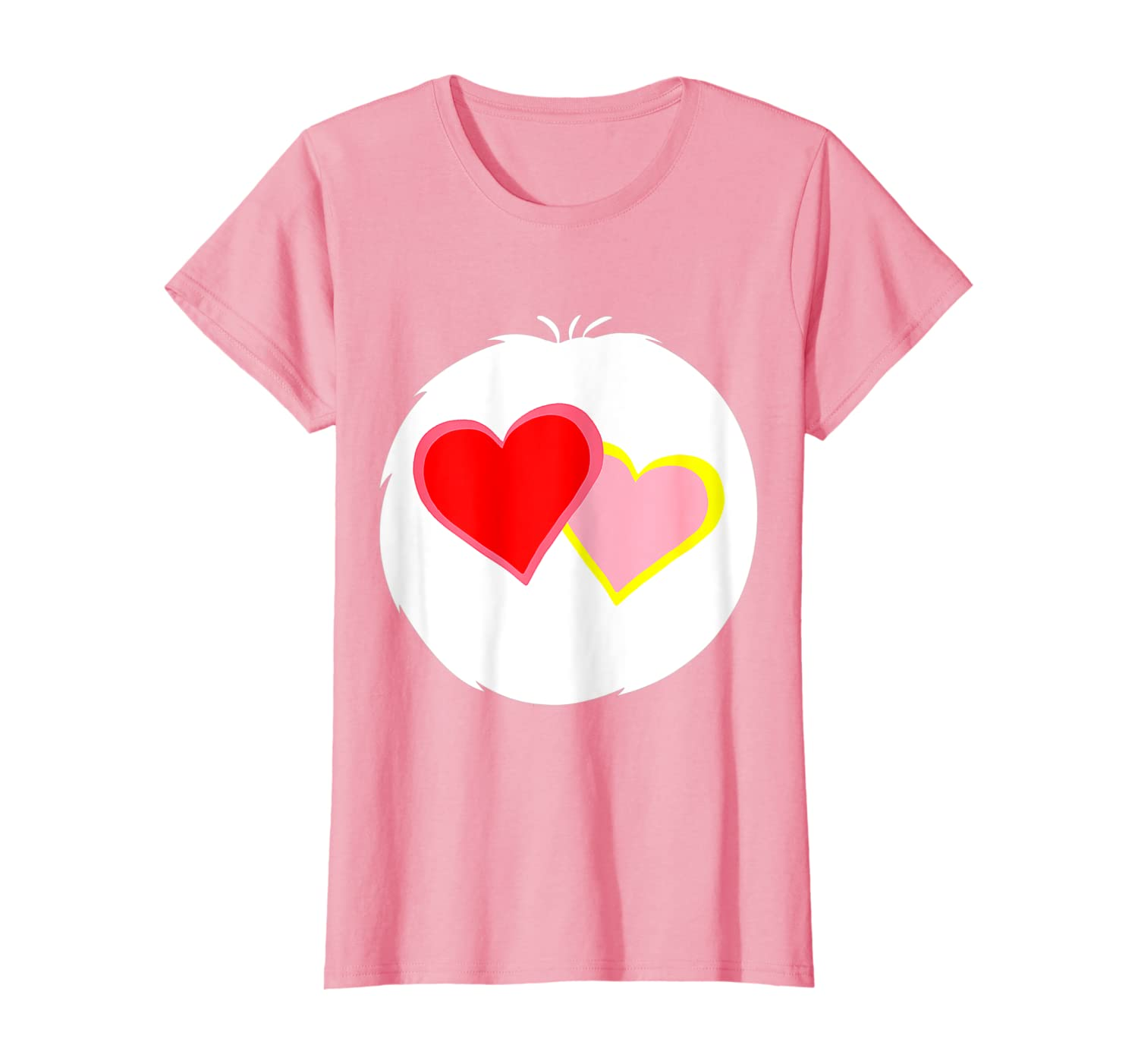Funny Halloween Bear Costume I Love A Lot Gift And Care Them T-Shirt-Cotoa
