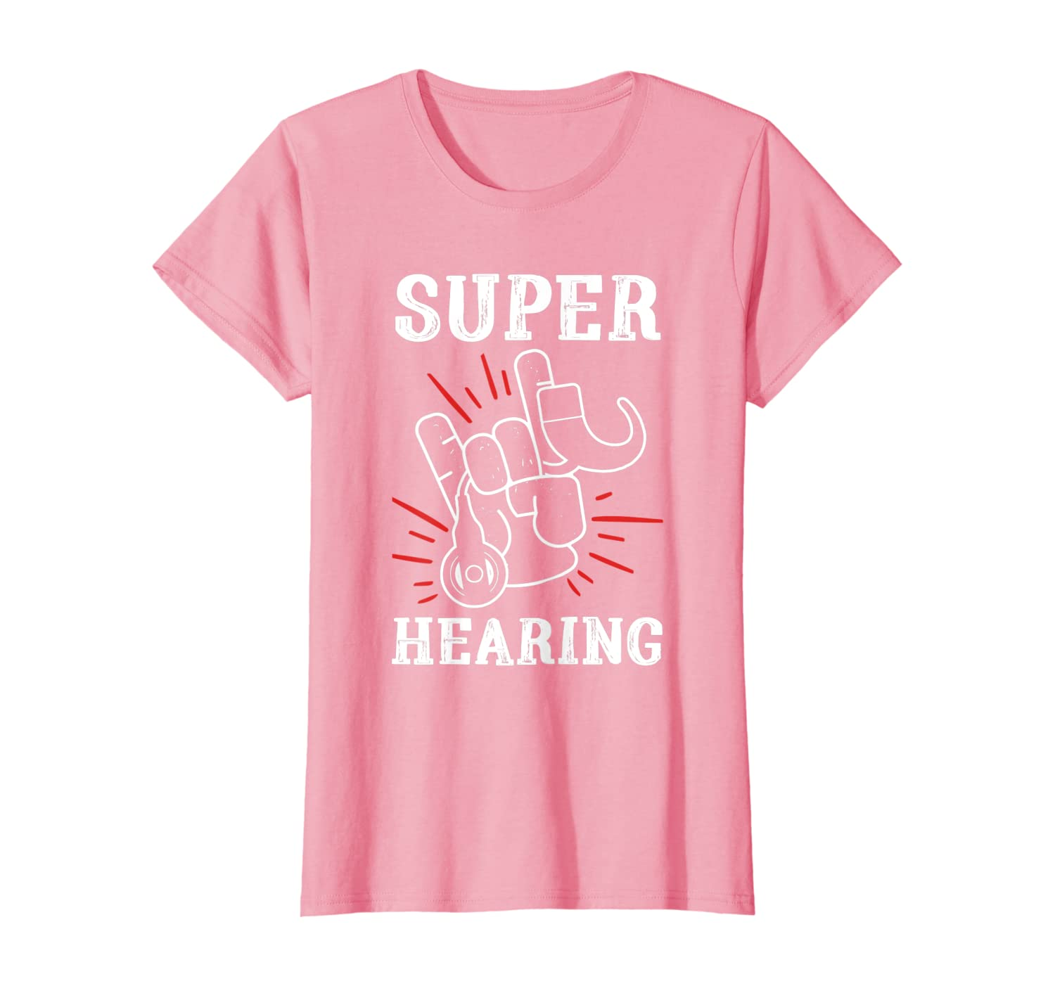 Cochlear Implant Awareness T-Shirt  Love Cochlear
