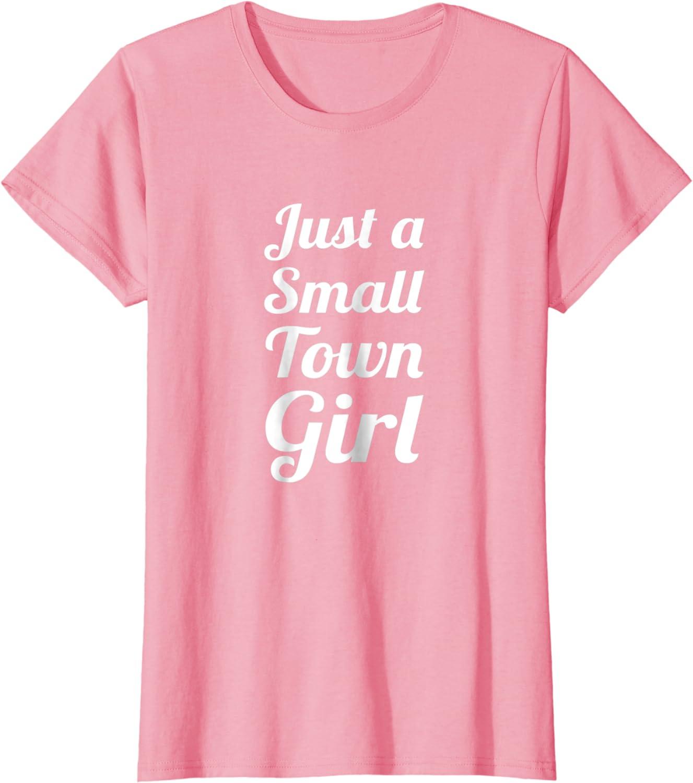 Buck Wear Womens Small Town Girl T-Shirt