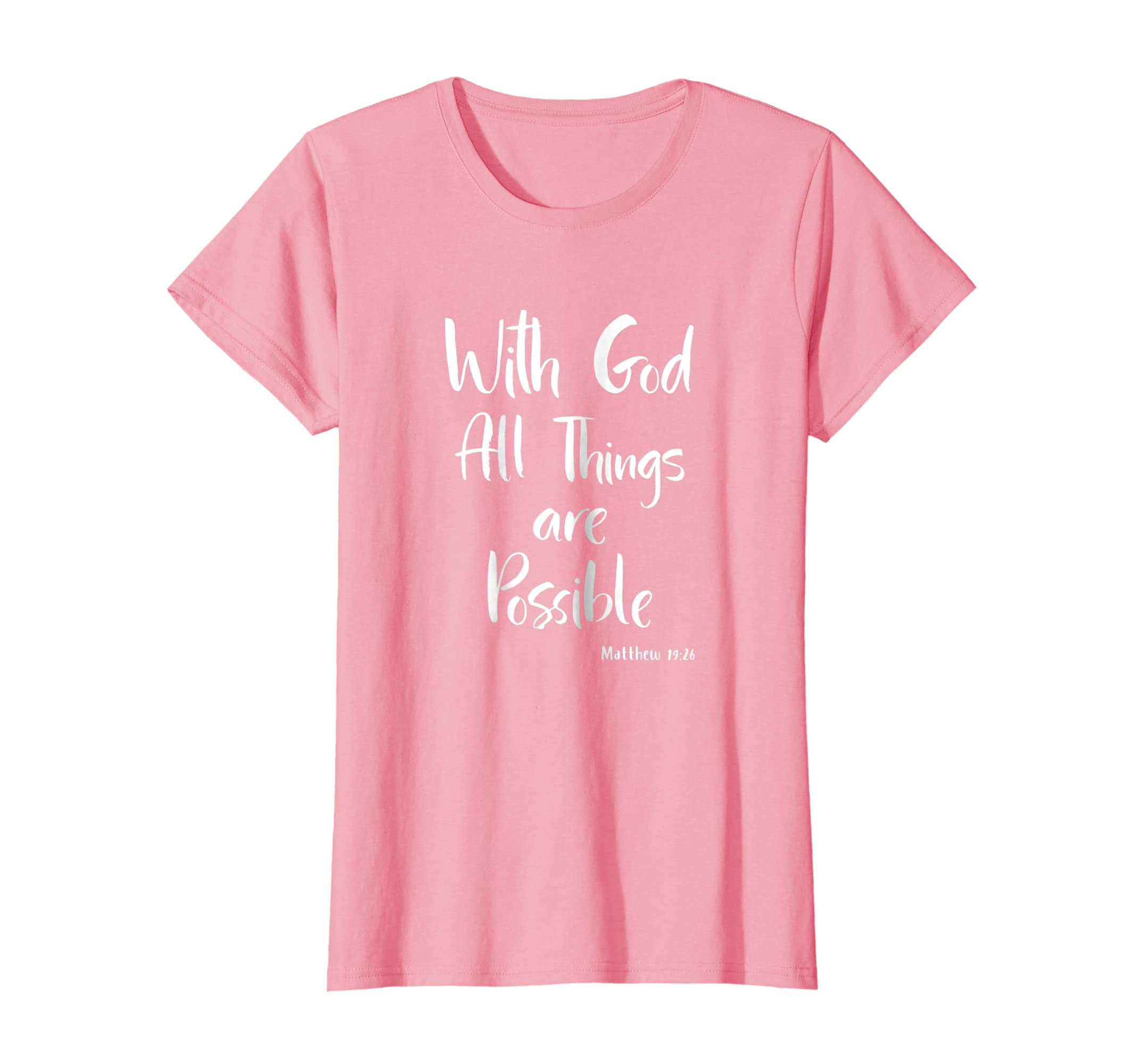 ba7dc8a61 Amazon.com: Faith Based t Shirts with Bible Verse Sayings for Ladies:  Clothing