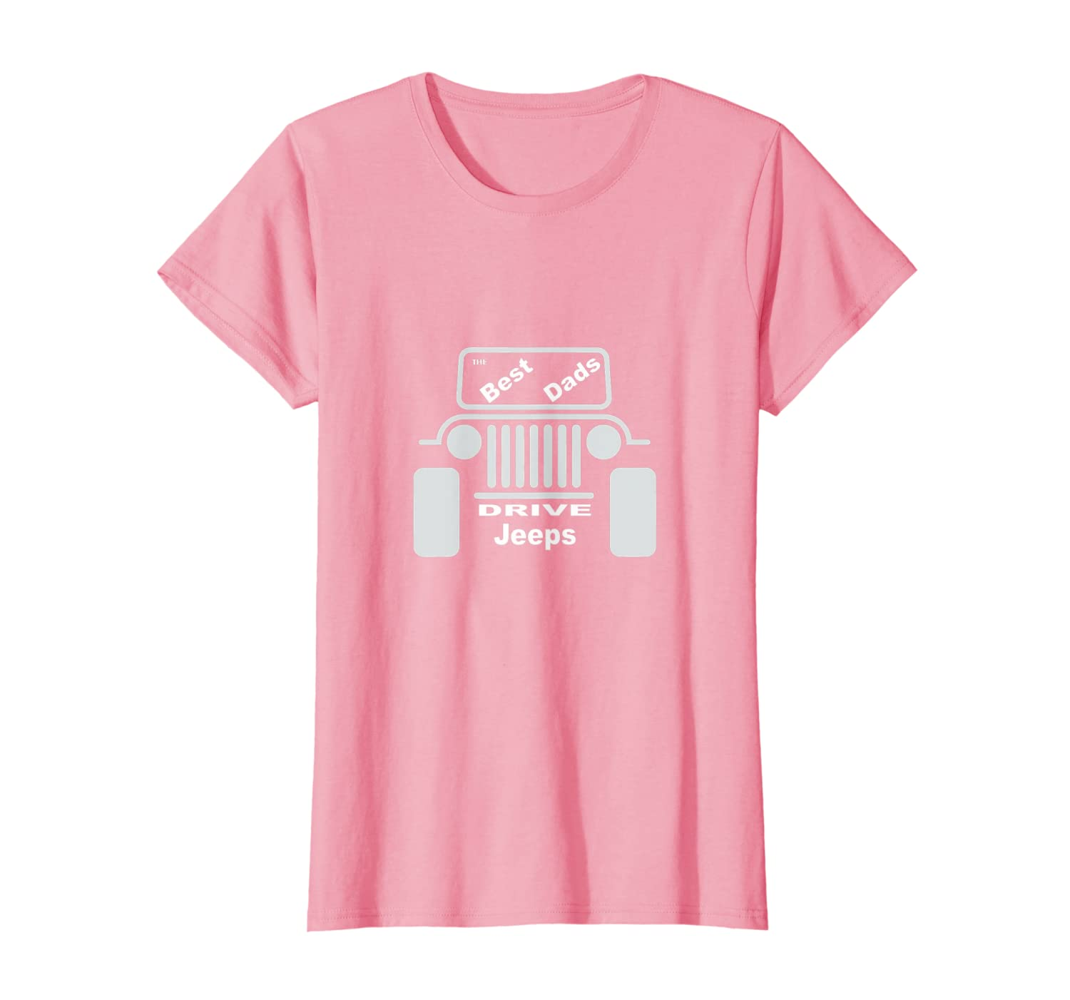 The Best Father Drive Jeeps Shirt-Yolotee