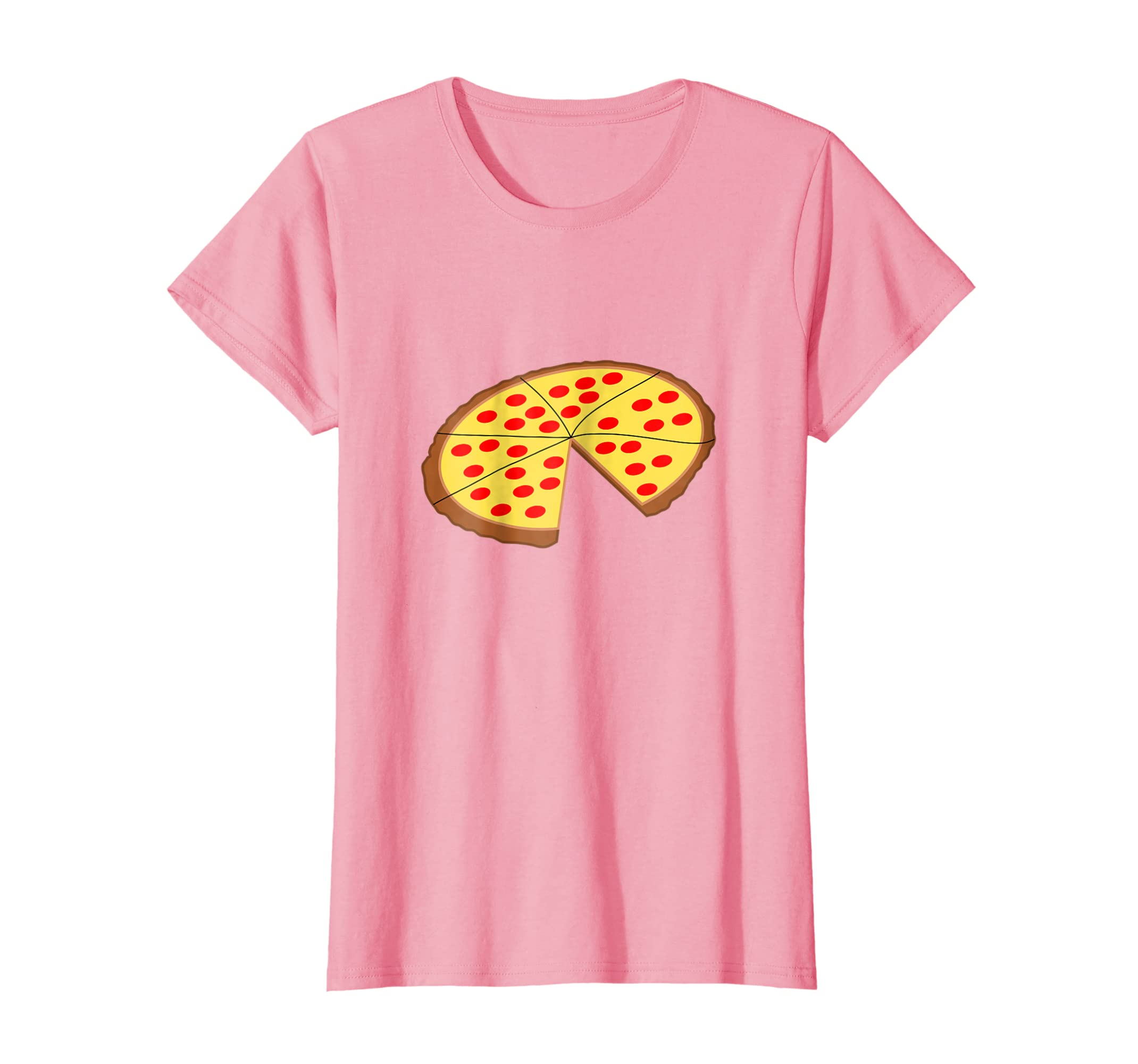 6353815fc Amazon.com: Matching Dad Son Mom Daughter Pizza Slice T Shirt: Clothing