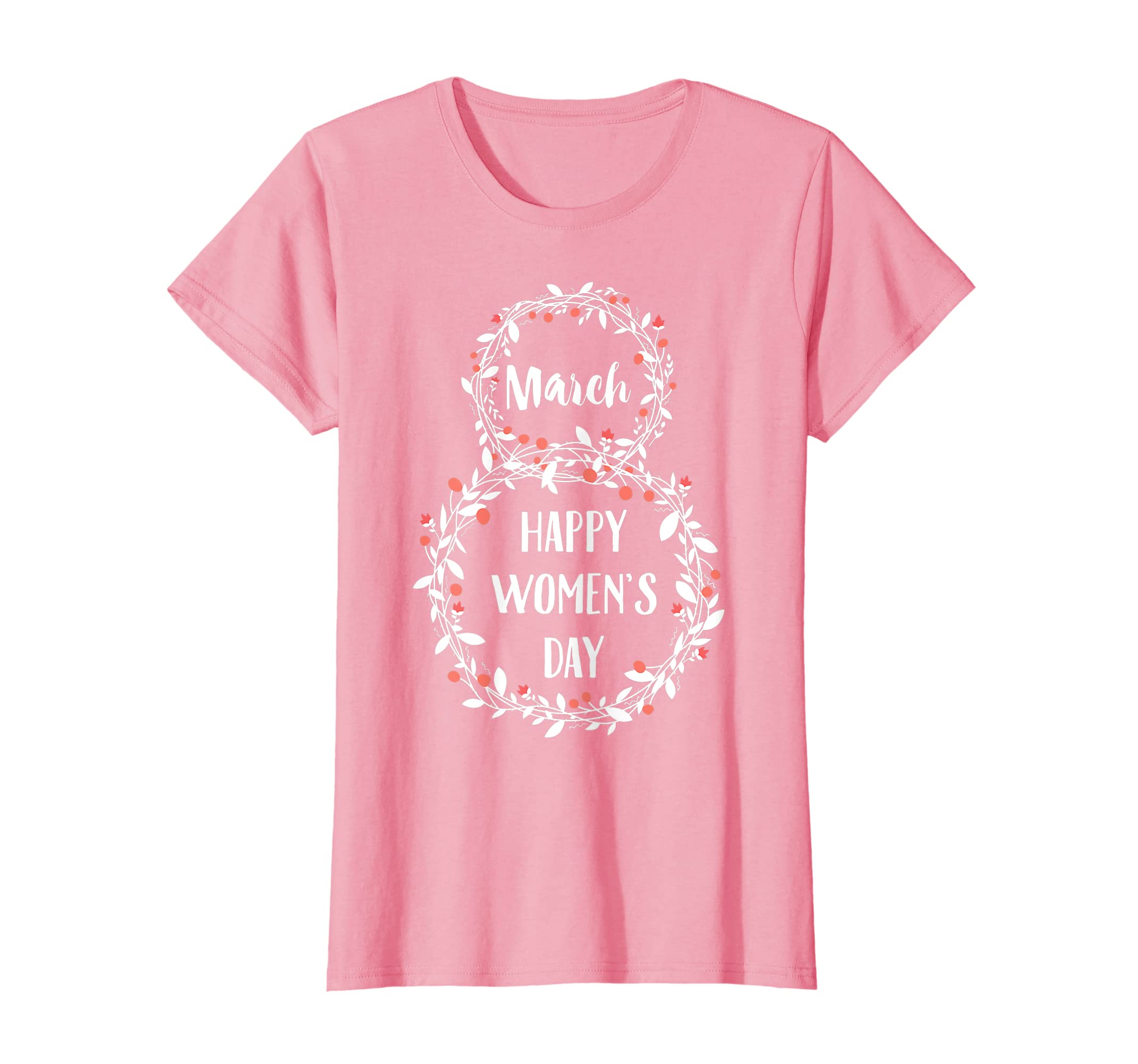 Womens Womans day 8 March - Hot T-shirt-SFL