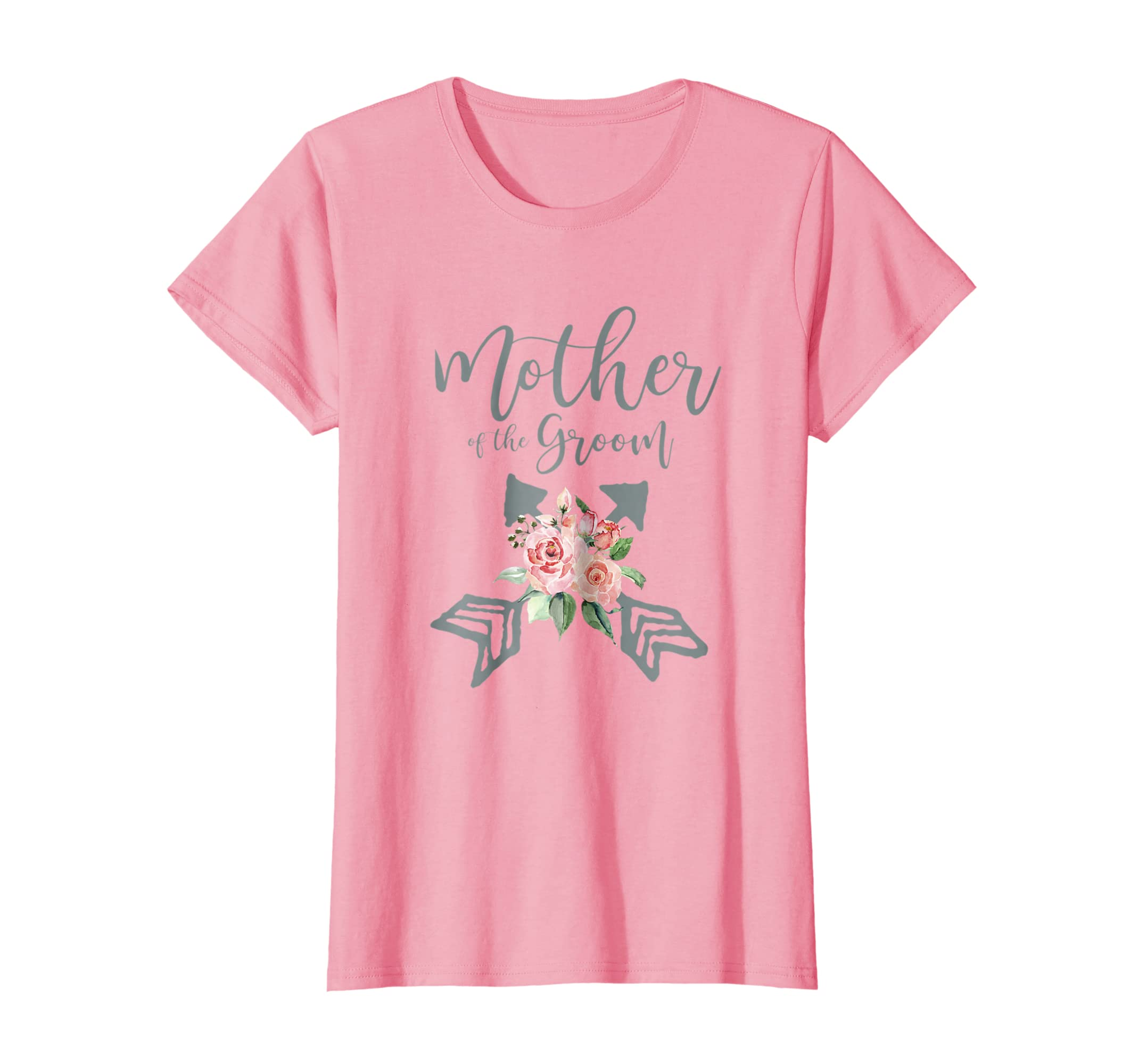 800f2440 Amazon.com: Bridal Party Shirts Mother of Groom Boho Pink Floral Tribe:  Clothing