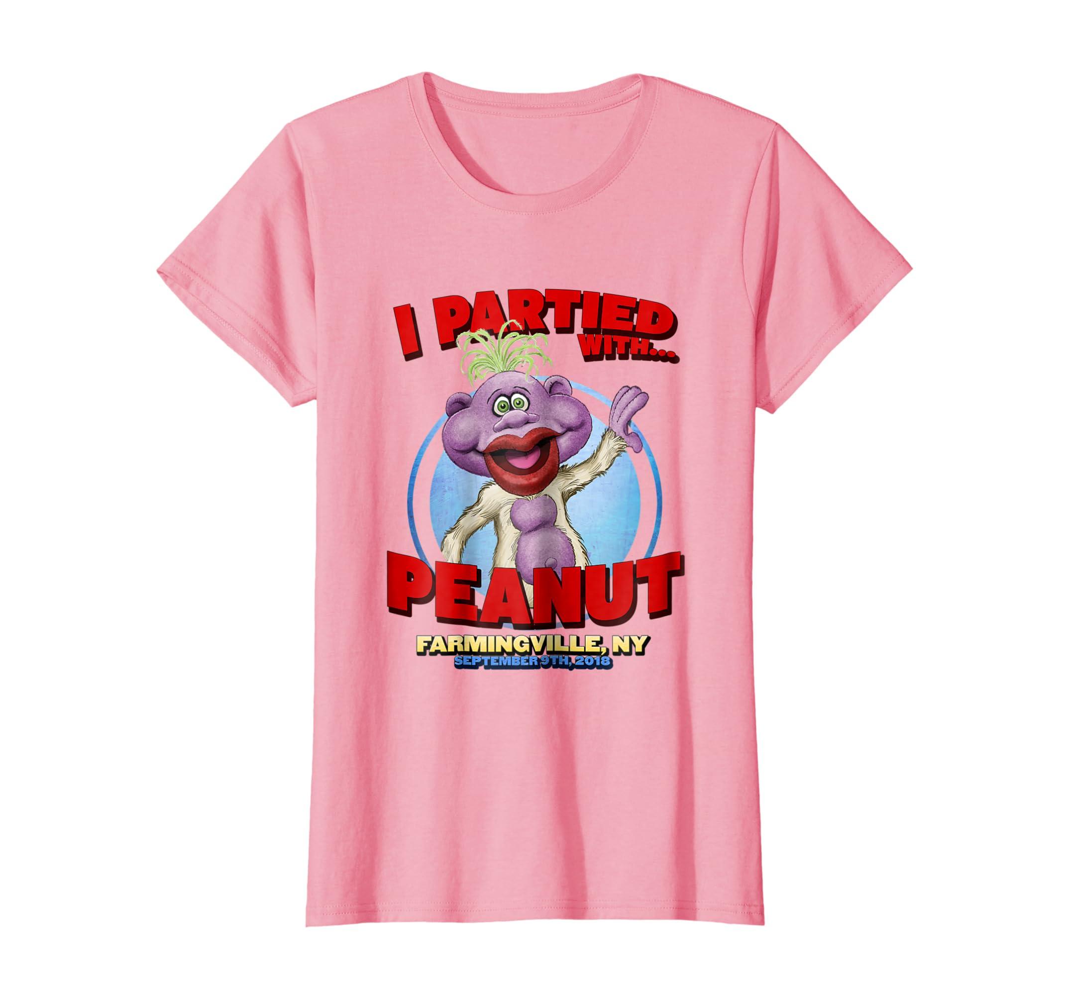 Peanut Farmingville, NY Shirt