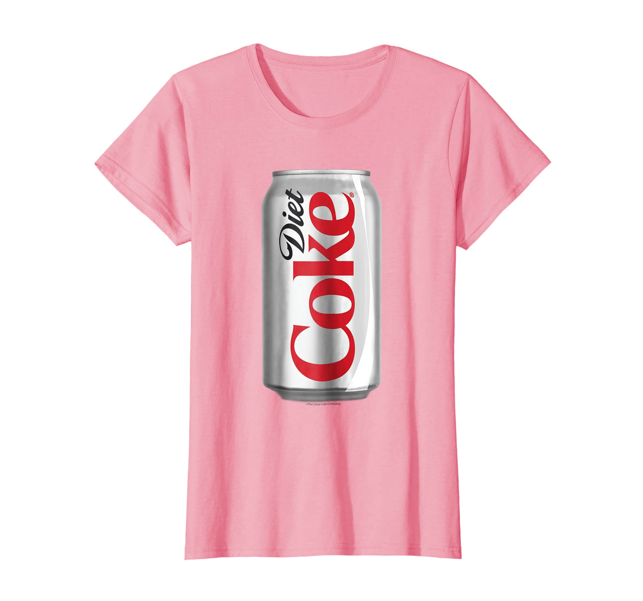 1929c09a4b9 Amazon.com  Coca-Cola Diet Coke Can Graphic T-Shirt  Clothing