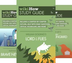 wikiHow Literature Guide Series (3 Book Series)
