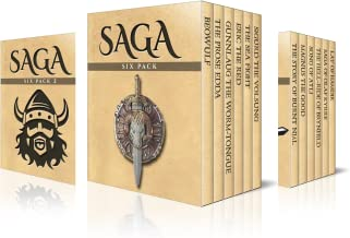 Saga Six Pack (8 Book Series)