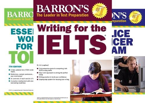 Barron's Test Prep (41 Book Series)