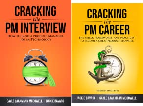 Cracking the Interview & Career (2 Book Series)