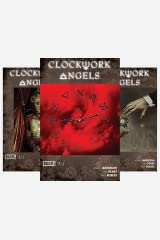 Clockwork Angels (6 Book Series) Kindle Edition