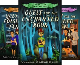 Aidan and the End of the World (3 Book Series)