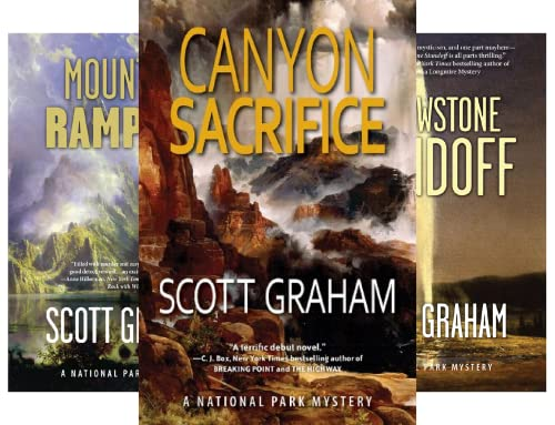 National Park Mystery Series (3 Book Series)