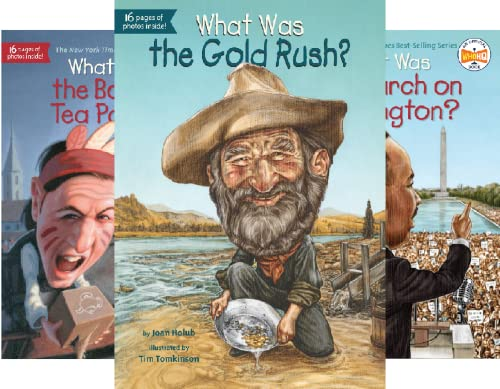 What Was? (46 Book Series)
