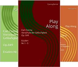 Carl Czerny Vorschule der Geläufigkeit (Reihe in 8 Bänden)