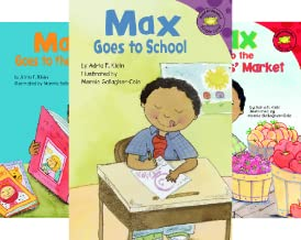 Read-It! Readers: The Life of Max (17 Book Series)