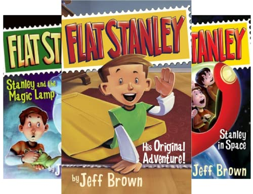 Flat Stanley (6 Book Series)