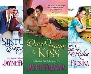 Book Club Belles Society (3 Book Series)