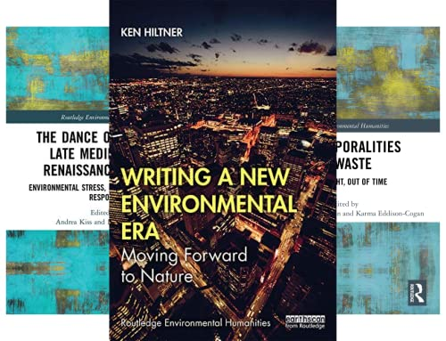 Routledge Environmental Humanities (51-58) (8 Book Series)