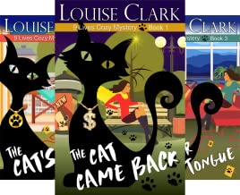 The 9 Lives Cozy Mystery Series (5 Book Series)