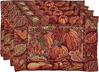 Best autumn placemats quilted Reviews